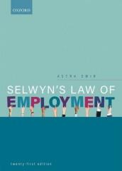 Selwyn's Law of Employment 21st ed