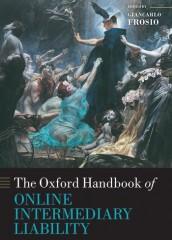 Oxford Handbook of Online Intermediary Liability