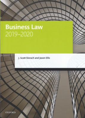 Business Law 2019-2020 (27ed)