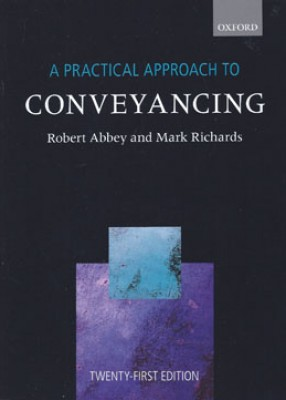 Practical Approach to Conveyancing (21ed) 2019