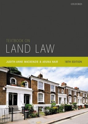 Textbook on Land Law (18ed)
