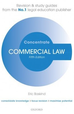 Commercial Law Concentrate (5ed)