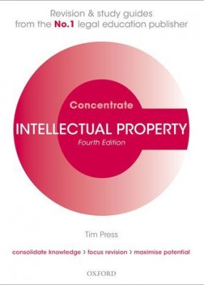 Intellectual Property Law Concentrate (4ed)