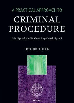 A Practical Approach to Criminal Procedure (16ed)