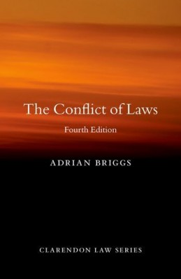 The Conflict of Laws (4ed)
