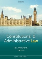 Constitutional and Administrative Law (11ed)