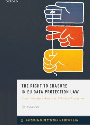 Right to Erasure in EU Data Protection Law