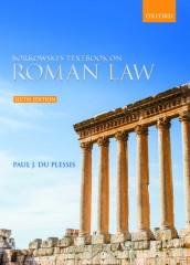 Borkowski's Textbook on Roman Law (6ed)
