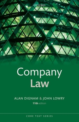 Company Law (Core Text) (11ed)