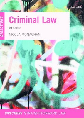 Criminal Law Directions (6ed)