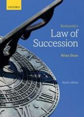 Borkowski's Law of Succession (4ed)