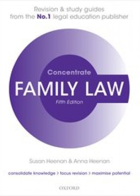 Family Law Concentrate (5ed)