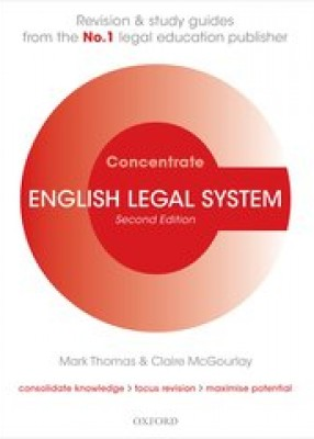English Legal System Concentrate 2ed