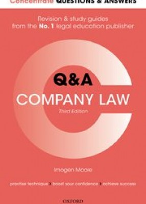Concentrate Questions and Answers: Company Law (3ed)