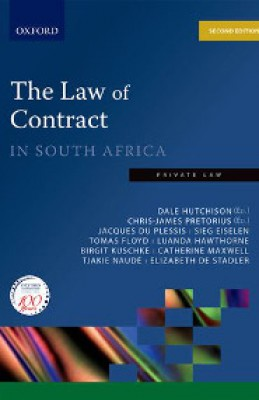 Law of Contract in South Africa (2ed)