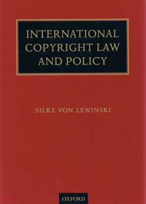 International Copyright Law and Policy