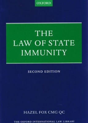 Law of State Immunity (2ed)