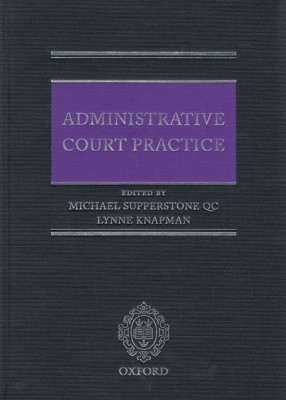 Administrative Court Practice