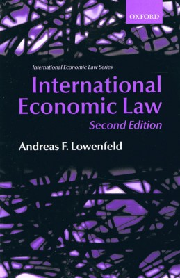 International Economic Law (2ed)