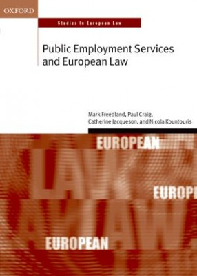 Public Employment Services and European Law