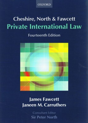 Cheshire & North: Private International Law (14ed)
