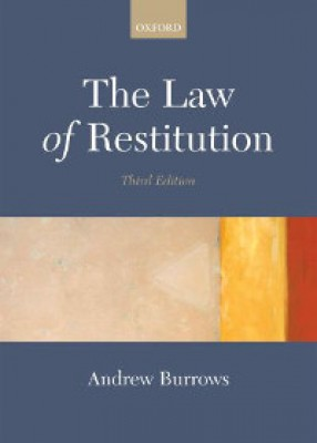 Law of Restitution (3ed)