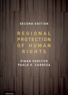 Regional Protection of Human Rights (2ed) Pack (Main work and Documentary Supplement)