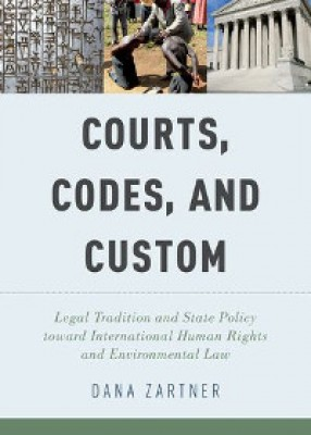 Courts, Codes and Custom: Legal Tradition and State Policy toward International Human Rights and Environmental Law
