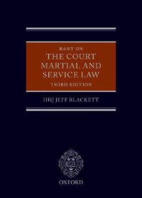 Rant on the Court Martial and Service Law (3ed)