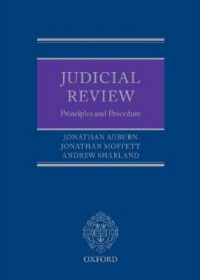 Judicial Review: Principles and Procedure