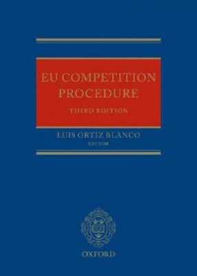 EU Competition Procedure (3ed)
