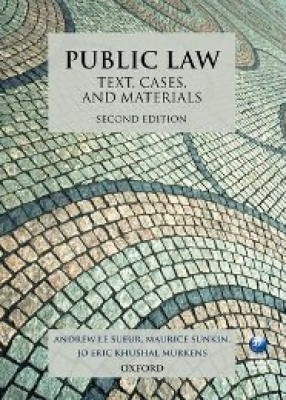Public Law: Text Cases and Materials (2ed)