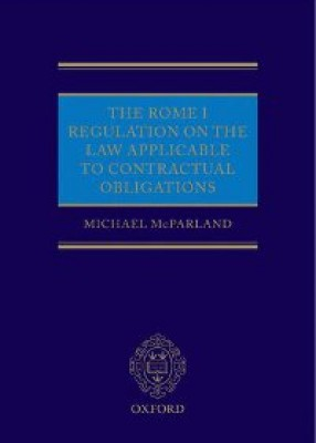 Rome 1 Regulation on the Law Applicable to Contractual Obligations