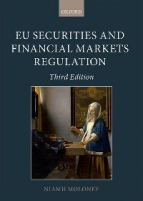 EU Securities and Financial Markets Regulation 3ed (pb)