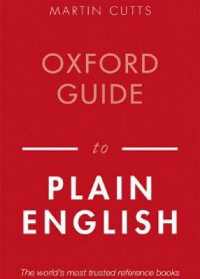 Oxford Guide to Plain English (4ed)