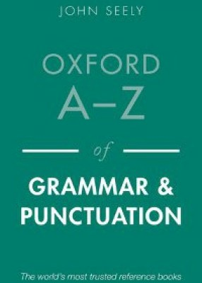 Oxford A-Z of Grammar and Punctuation (3ed)