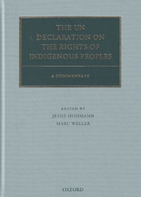 UN Declaration on the Rights of Indigenous Peoples: A Commentary