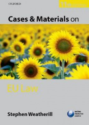 Cases and Materials on EU Law (11ed)