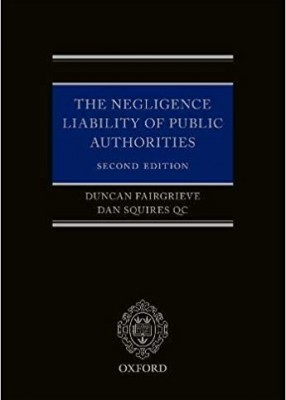 Negligence Liability Of Public Authorities (2ed)