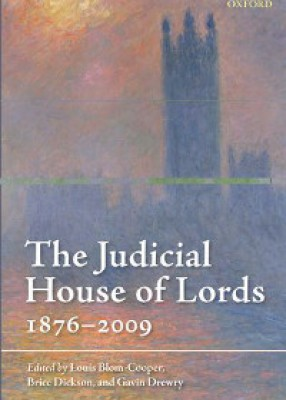 Judicial House of Lords 1870-2009