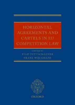 Cartels and Horizontal Agreements in EU Competition Law
