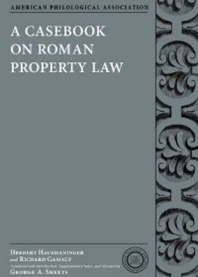 Casebook on Roman Property Law