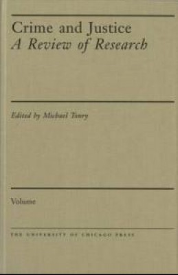 Crime and Justice, Volume 45: Sentencing Policies and Practices in Western Countries