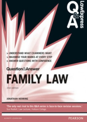Law Express Q&A: Family Law (2ed)