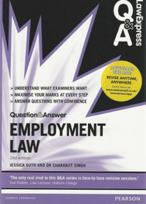 Law Express Q&A: Employment Law (2ed)