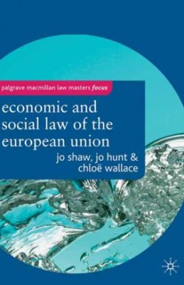 Masters: Economic & Social Law of the European Union