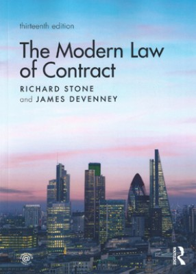 Modern Law of Contract (13ed)