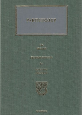Miller on Partnership (2ed)
