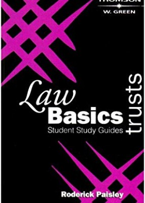 Law Basics: Trusts