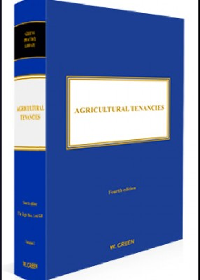 Law of Agricultural Tenancies in Scotland (4ed) (2 Volume SET)